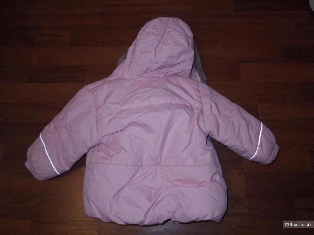 Зимний комплект для девочки Kerry 80-86 р