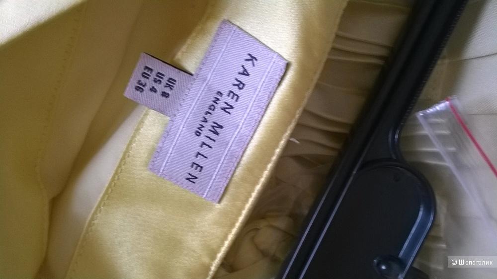 """Платье """"Karen Millen""""  р.8(42 XS) б/у"""