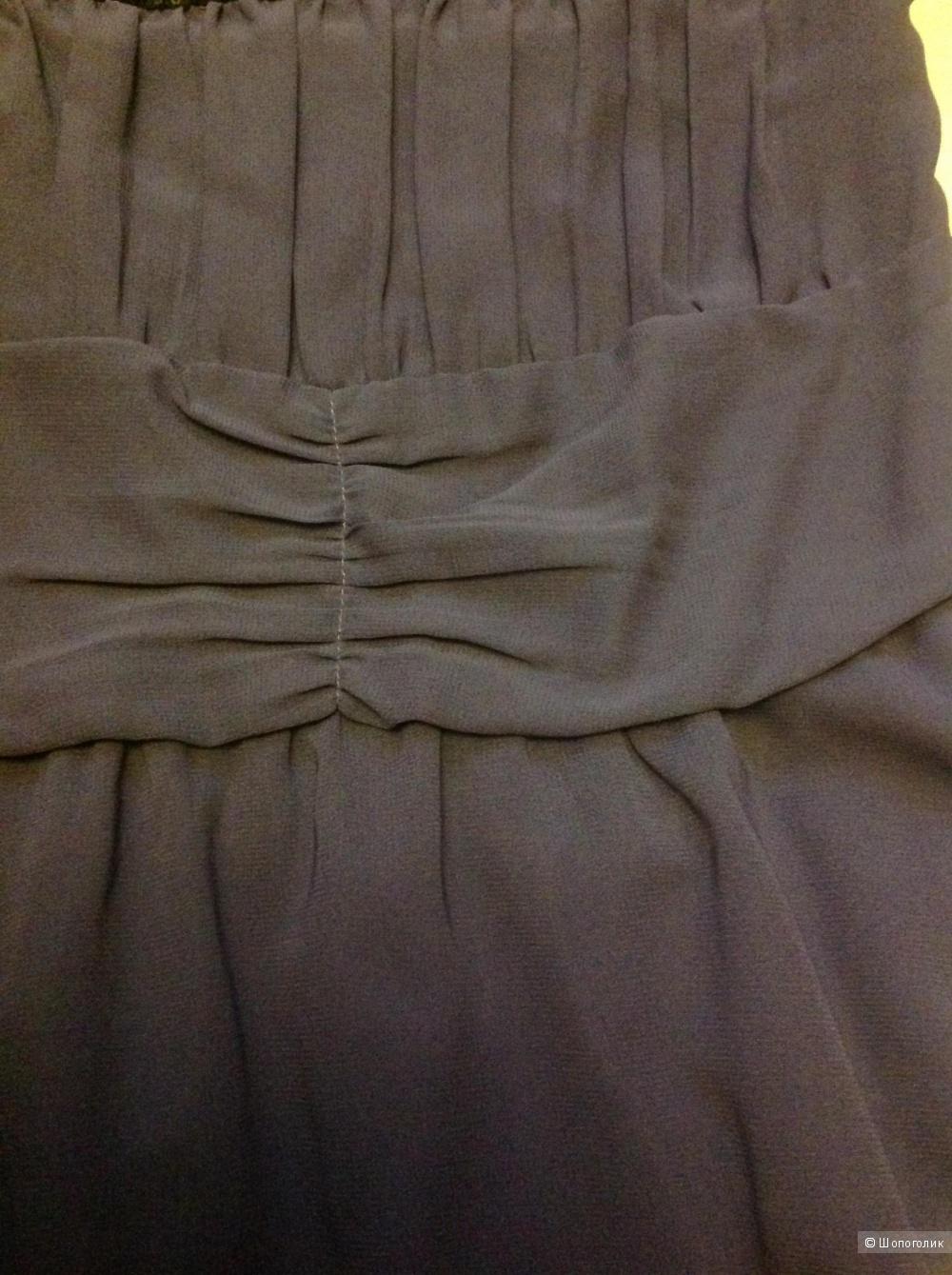 Шифоновое платье, no name, разм. S
