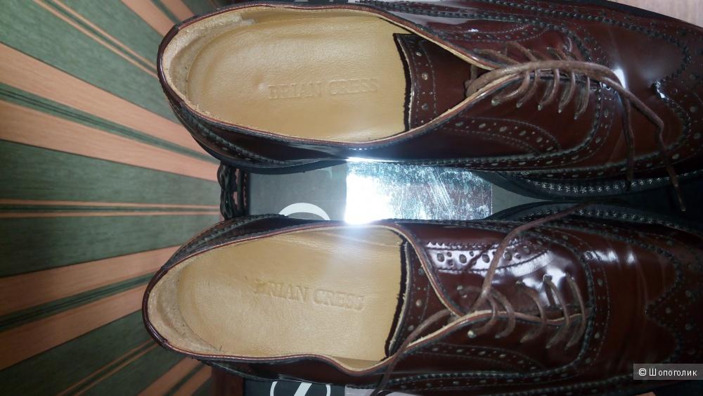 Ботинки Brian Cress, 38-38,5 размер