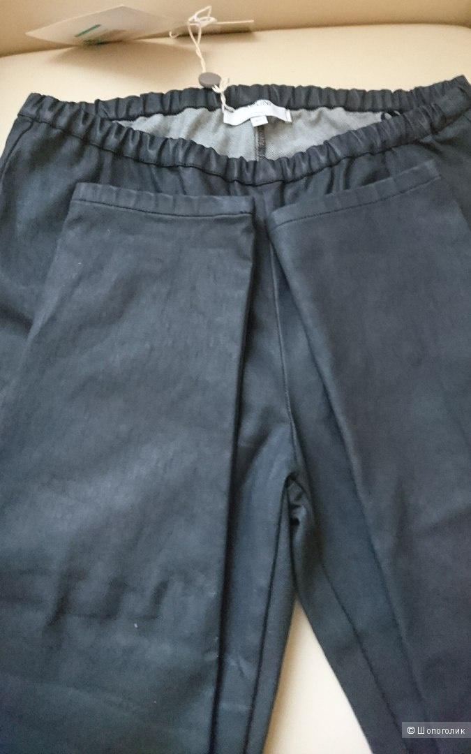 Джинсовые брюки AGLINI  44 (Российский размер) дизайнерский: 42 (IT) Пр-во Италия