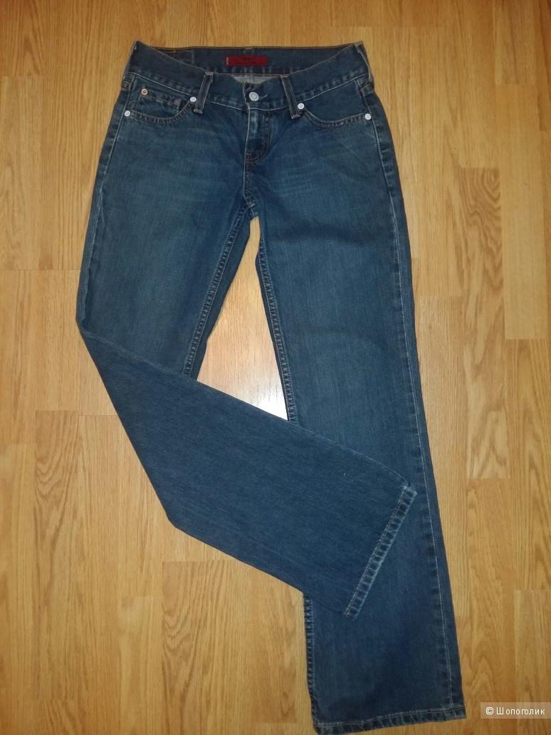 Levis р-р 27/32 джинсы