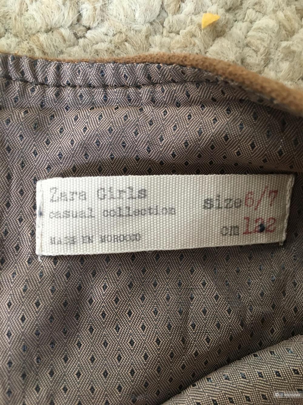 Сарафан Zara, 122 см