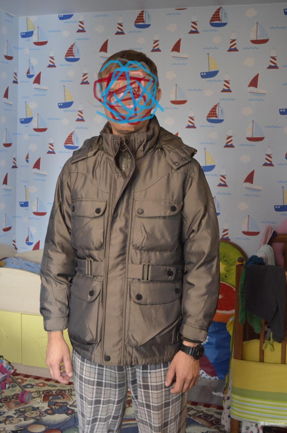 Новая мужская куртка wellensteyn Motoro, р-р L