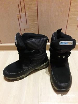 Ботинки демисезонные  для мальчика, размер 34