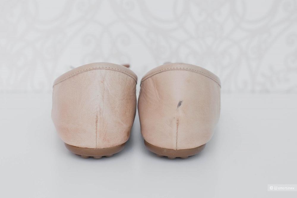 Итальянские балетки Alberto la Torre, 37/37,5 размер