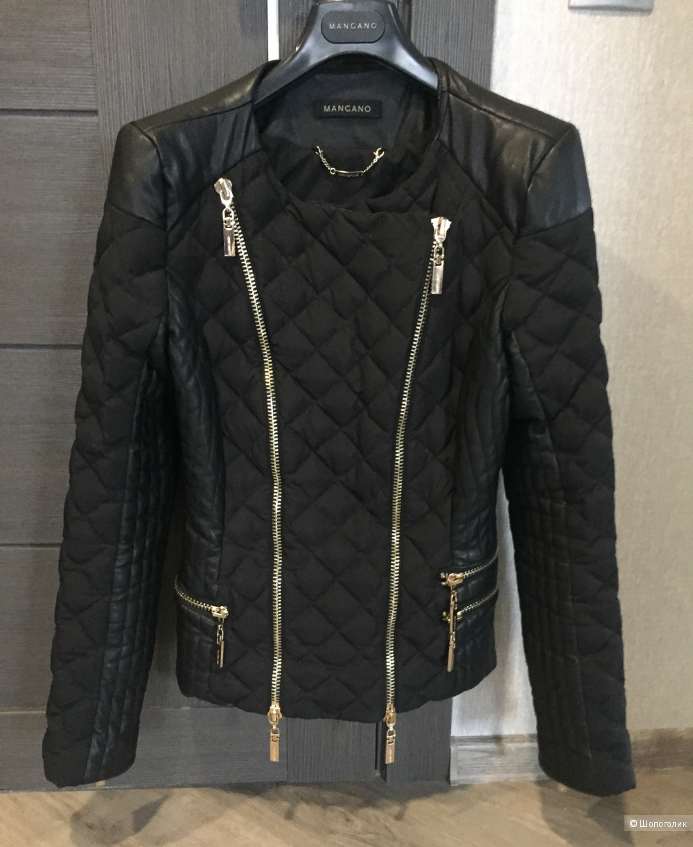 Стёганая куртка MANGANO, 42 it