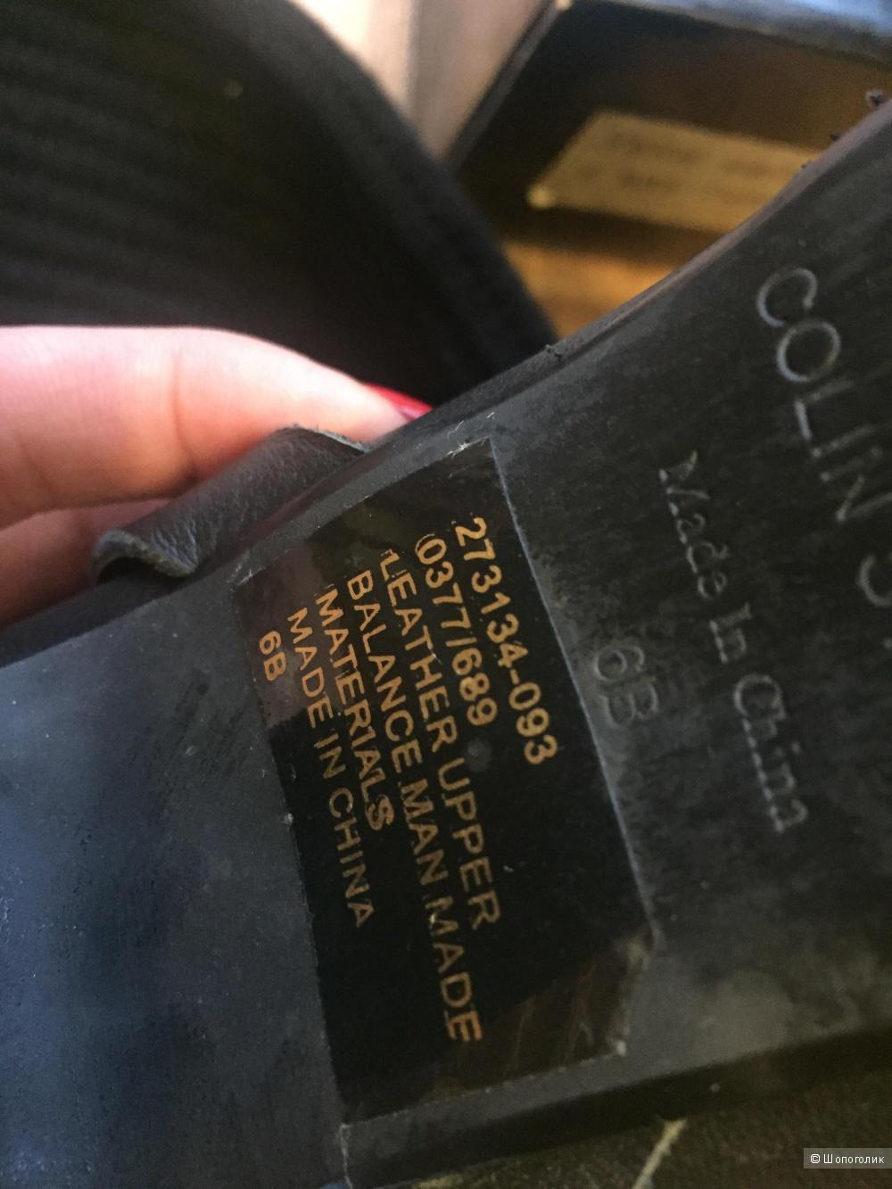 Сапоги-ботфорты Colin Stuart р-р 36