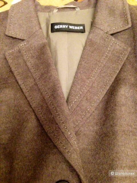 Пиджак GARRY WEBER,44D,48-50Russ