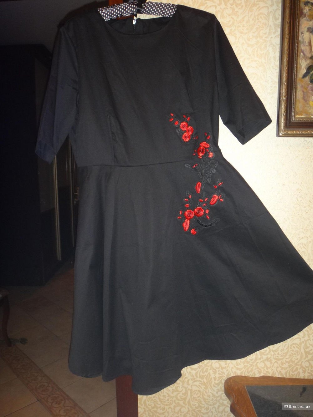 Платье 52-54 размер Китай