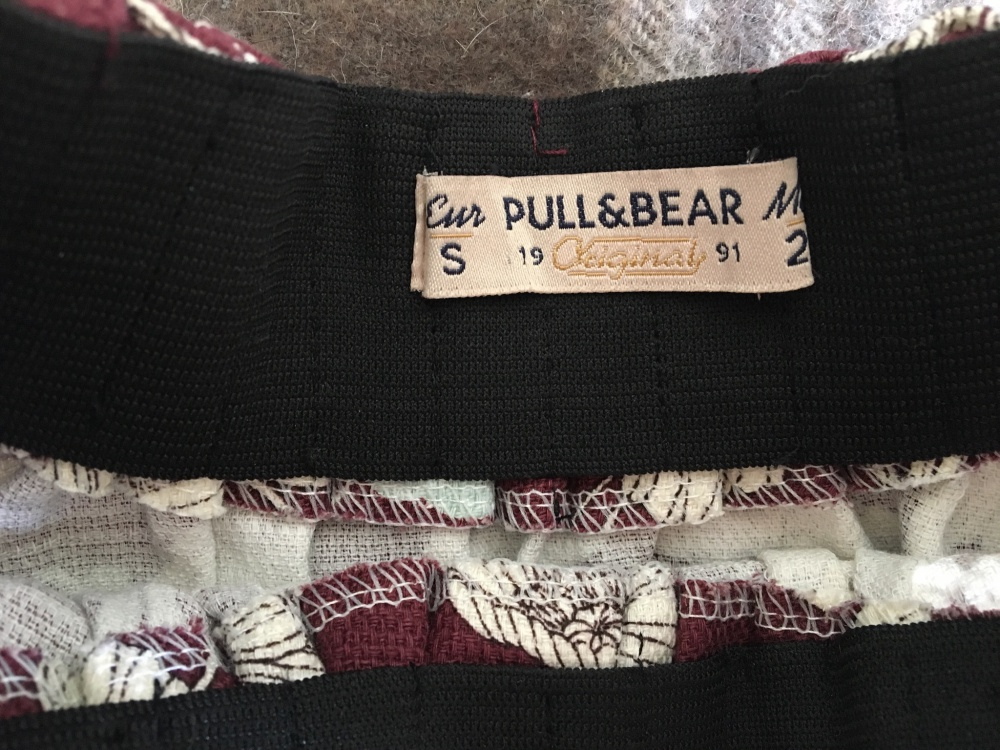 Юбка-солнце Pull and Bear, размер S.