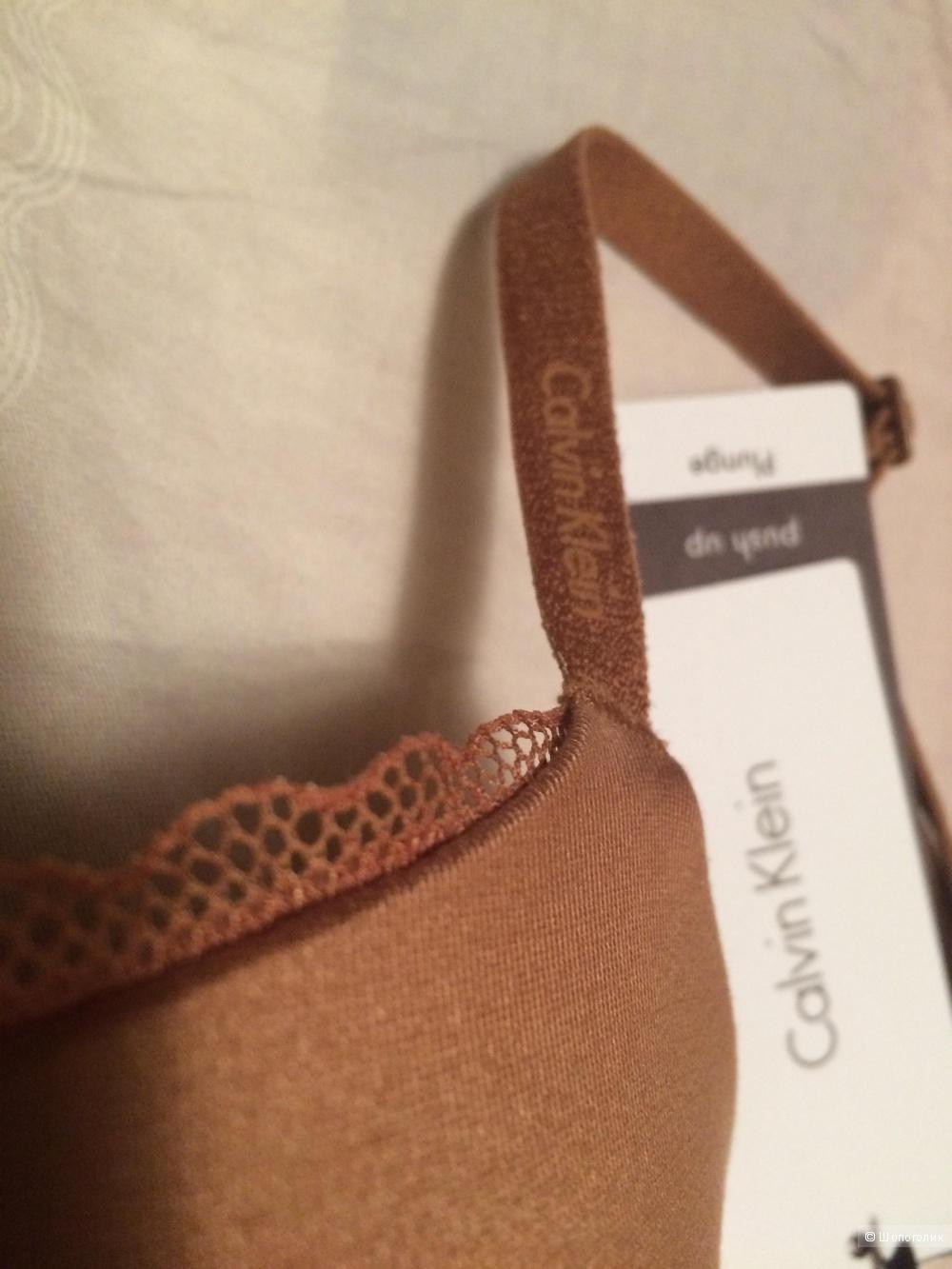Новый бюстгальтер Calvin Klein UK,US 34 C/FR 90C/EU 75C