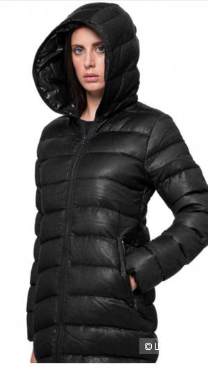 Пуховое пальто (пуховик) Duvetica 44it