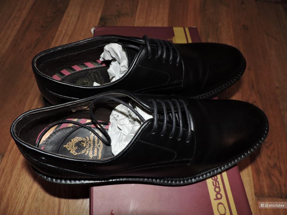 Base London мужские ботинки 42-42,5 размер.