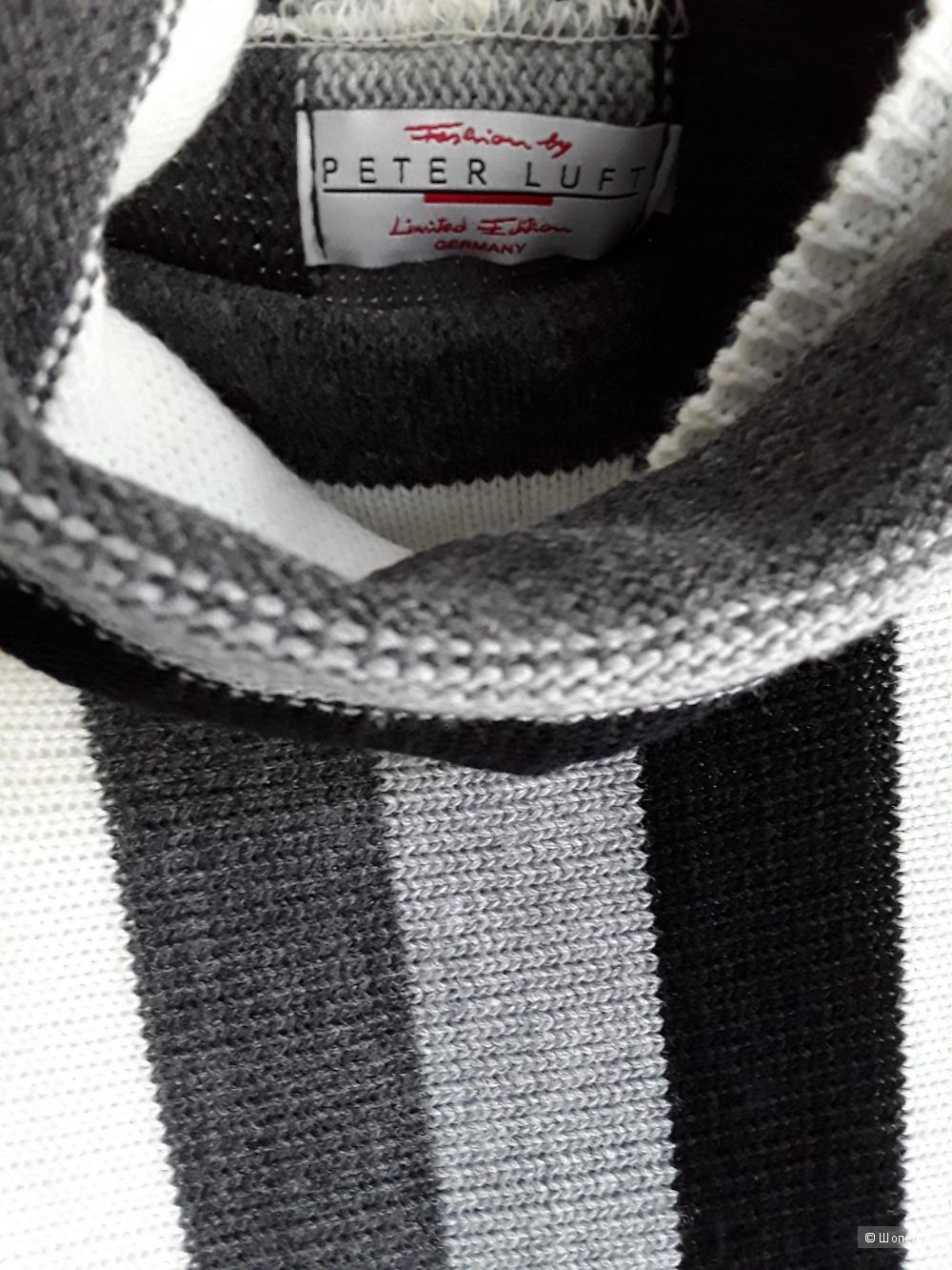 Длинный свитер Peter Luft размер 48-50