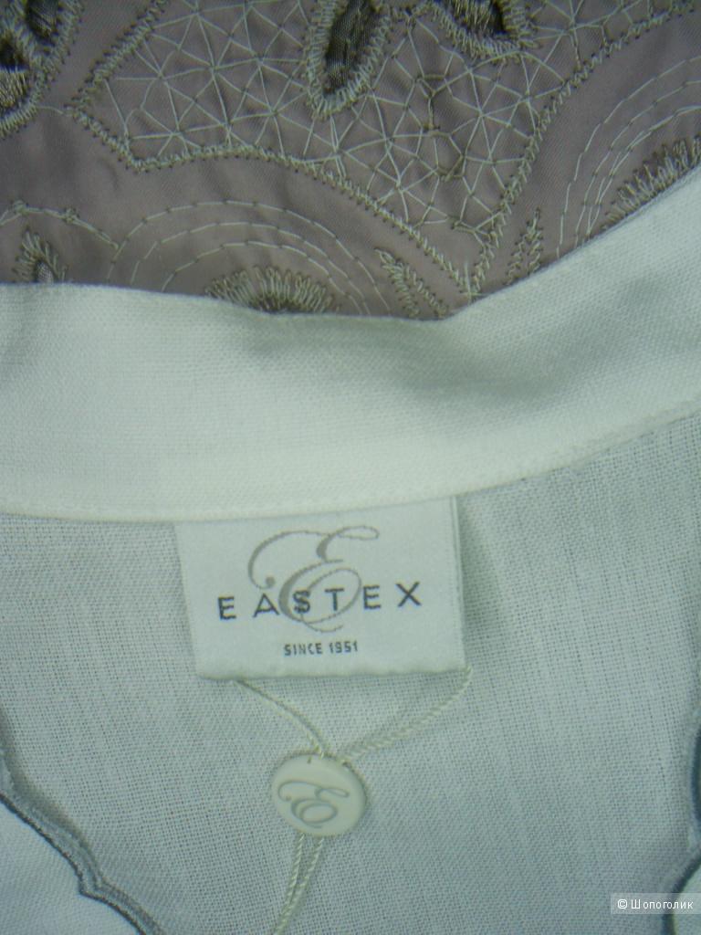 Блузка-жакет от Eastex р 16 евр на 50-52 рус.
