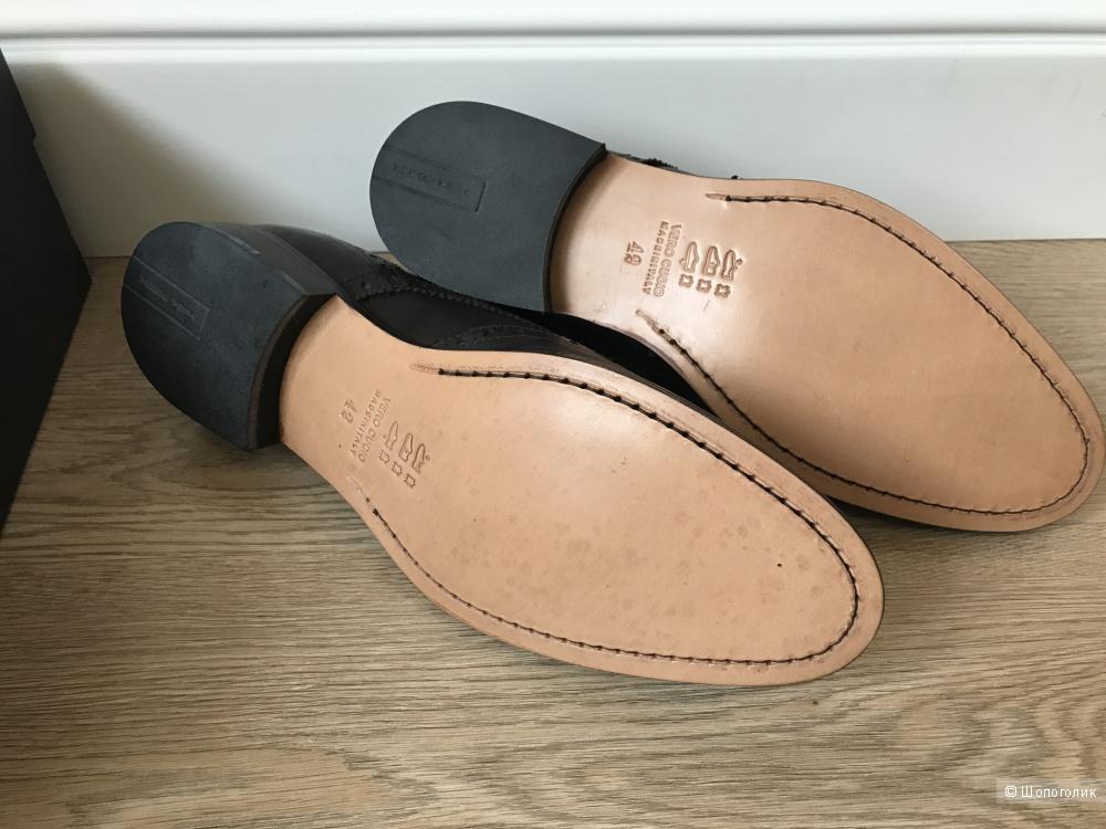 Мужские туфли, 42 размер, фирма 8