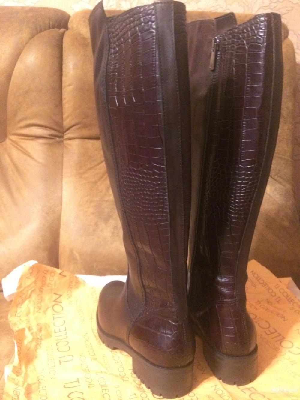 Новые зимние сапоги  Tj collection, 37 размер