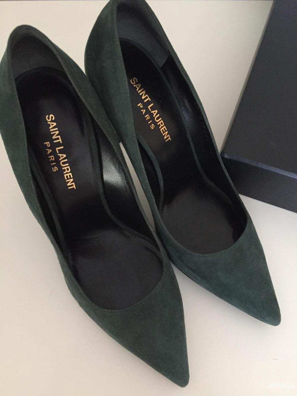 Saint Laurent , туфли 38 размер
