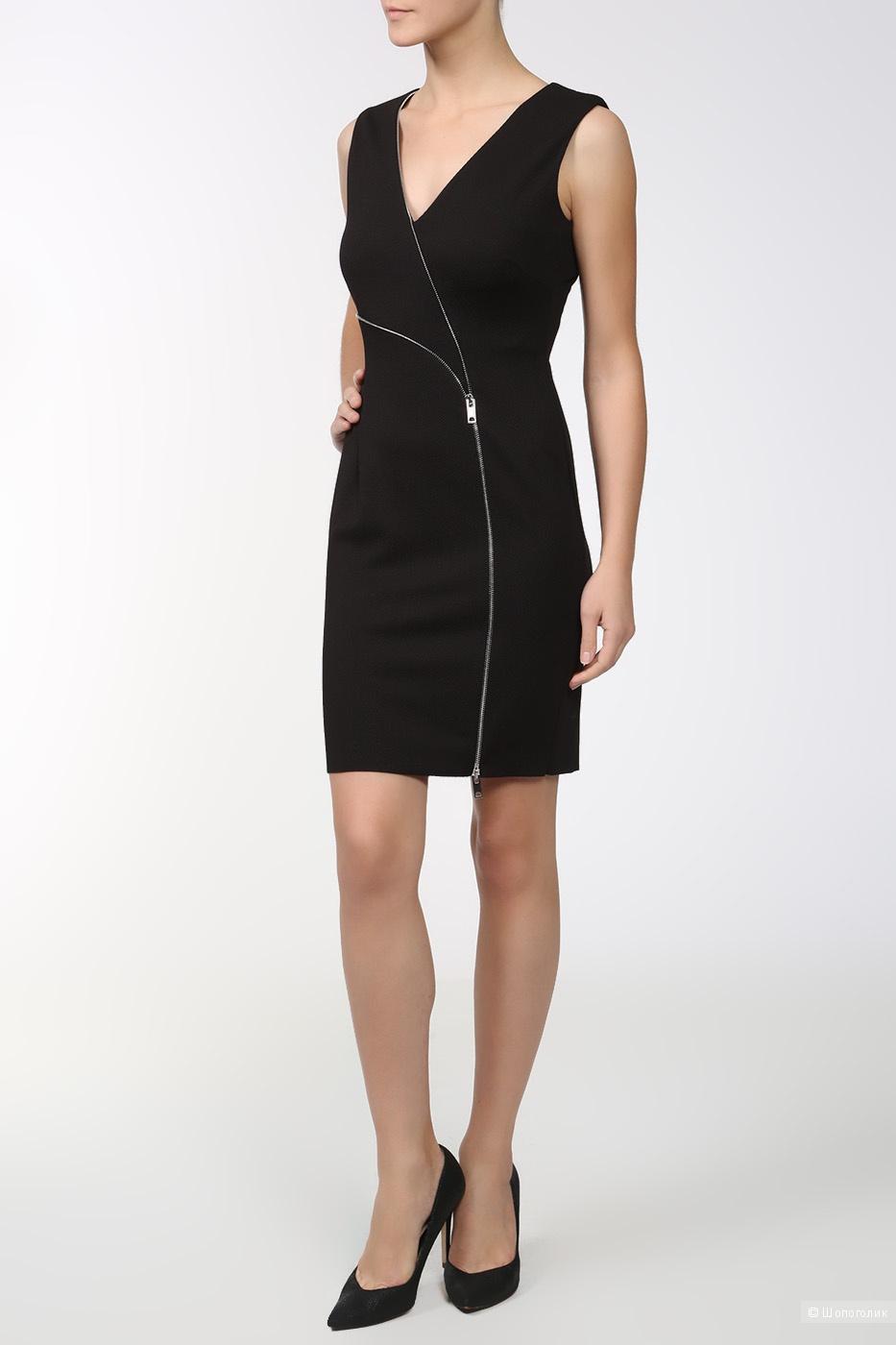 Платье -футляр RINASCIMENTO Италия цвет пудра в размере 50IT
