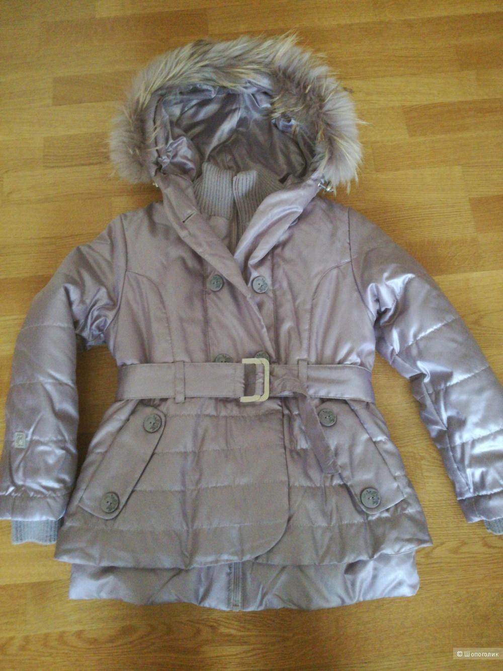 Детский зимний комплект, Шалуны, рост 128