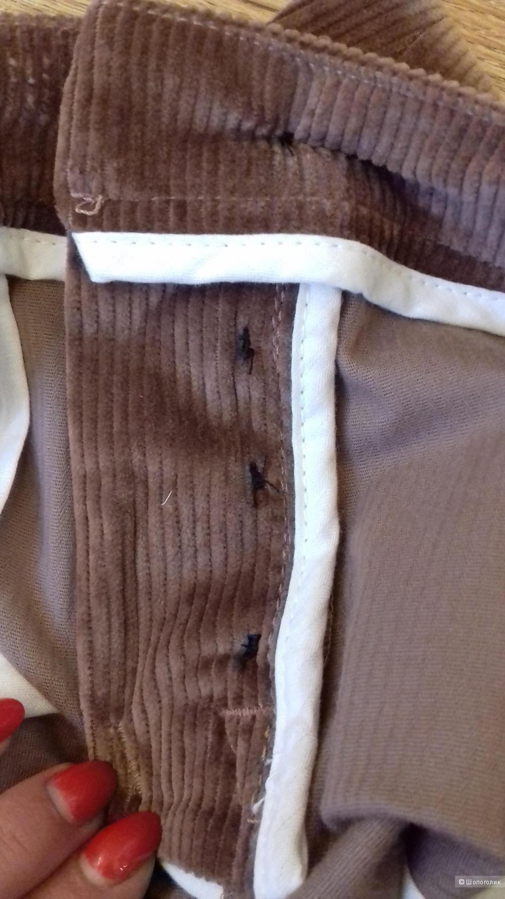 Вельветовые брюки TRUE NYC., Италия, 28 размер
