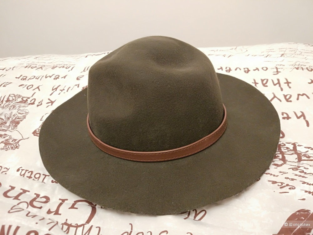 Шляпа Accessorize для обхвата головы 58 см