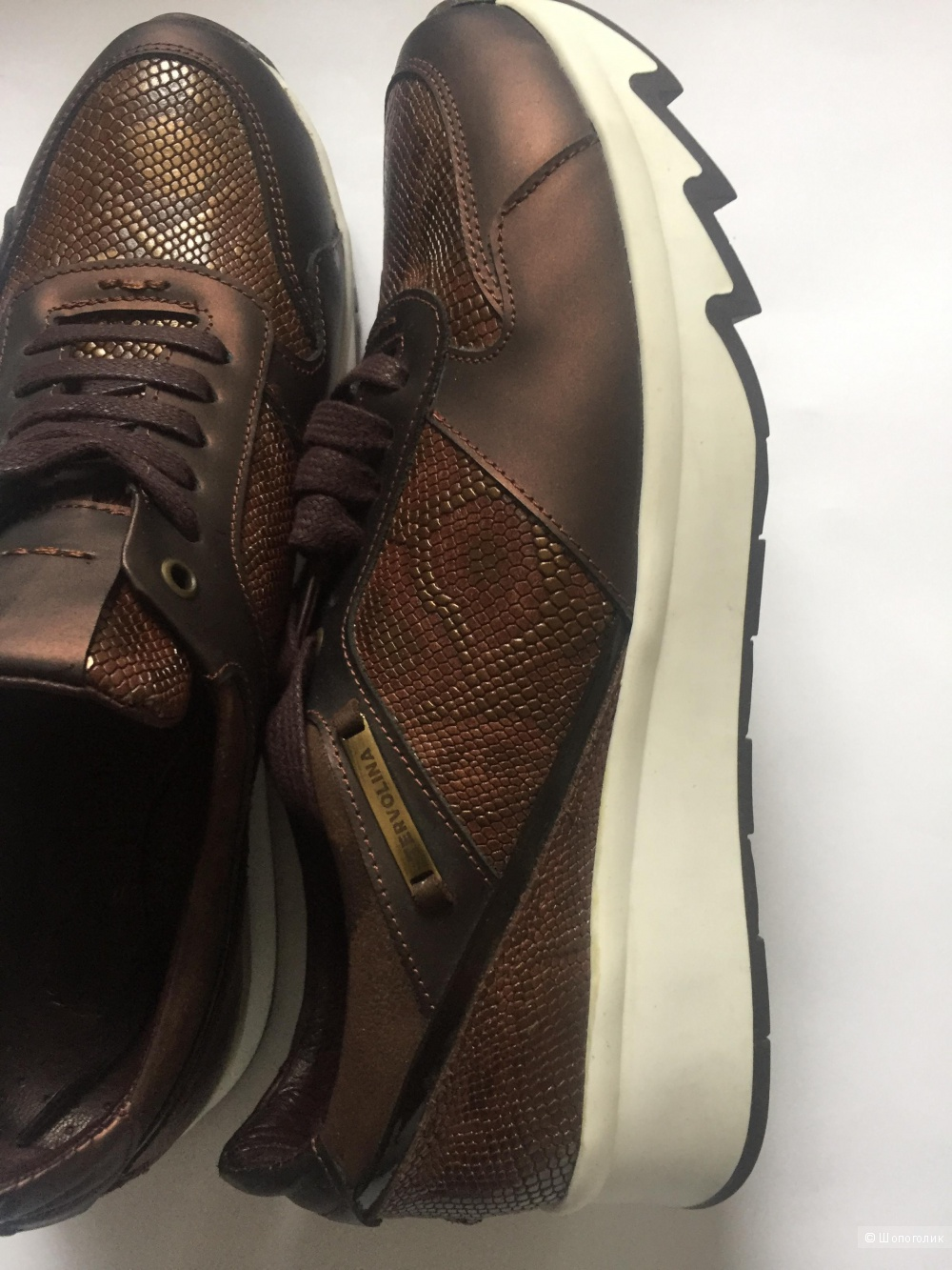 Новые кроссовки Tervolina размер 39