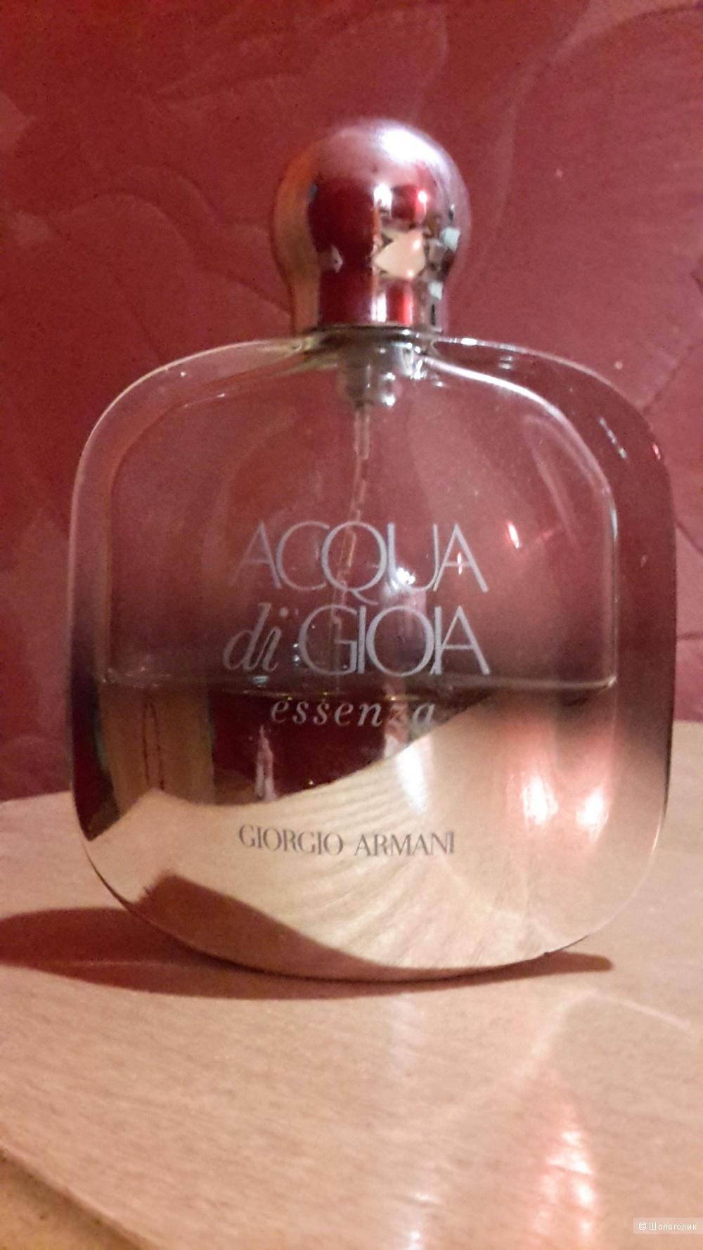 Парфюмированная вода Acqua di Gioia Essenza Giorgio Armani  50 мл