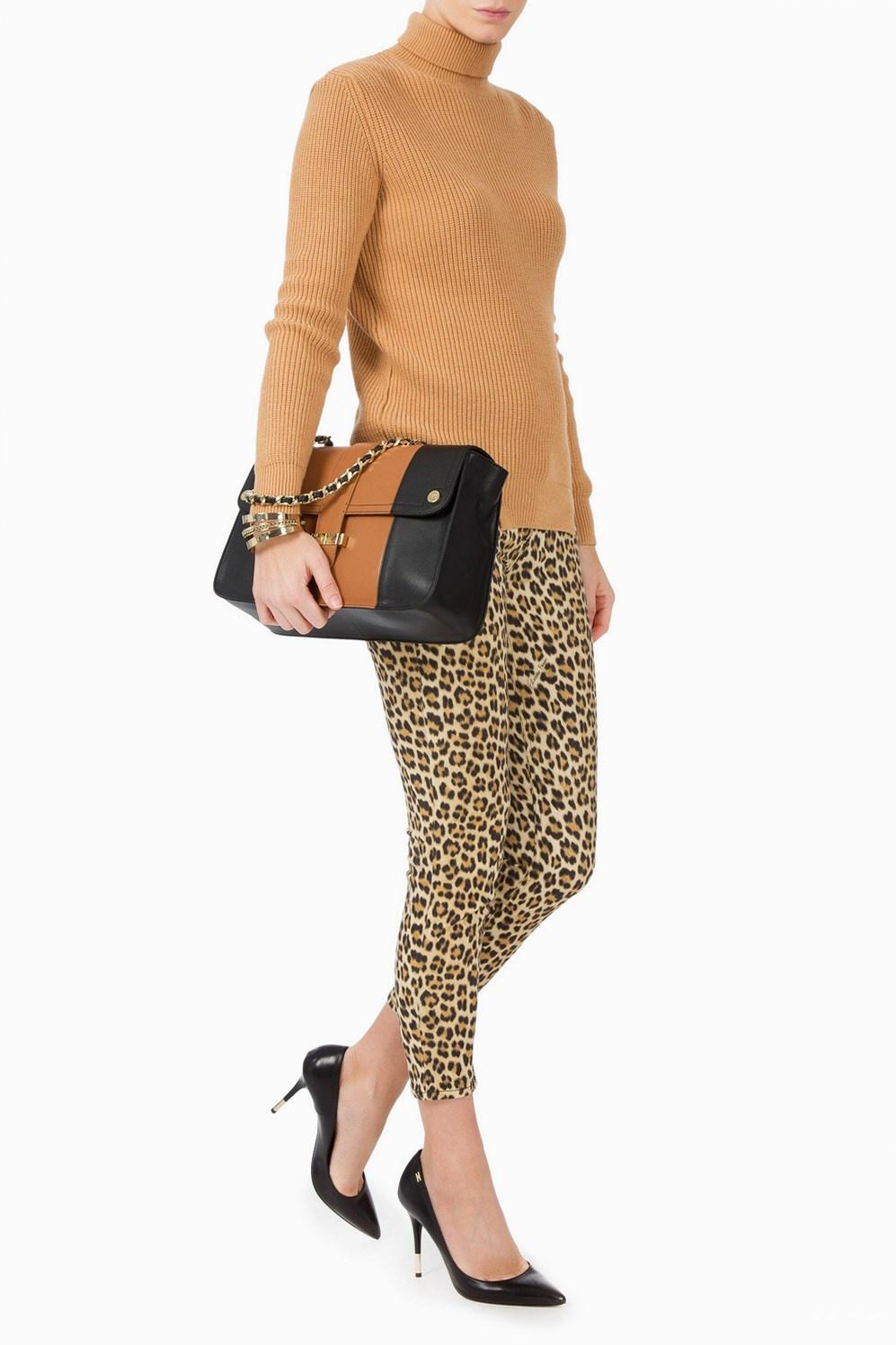 Джинсовые брюки Elisabetta Franchi Gold,27 размер,новые.