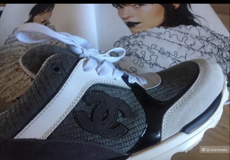 Кроссовки Chanel реплика 38