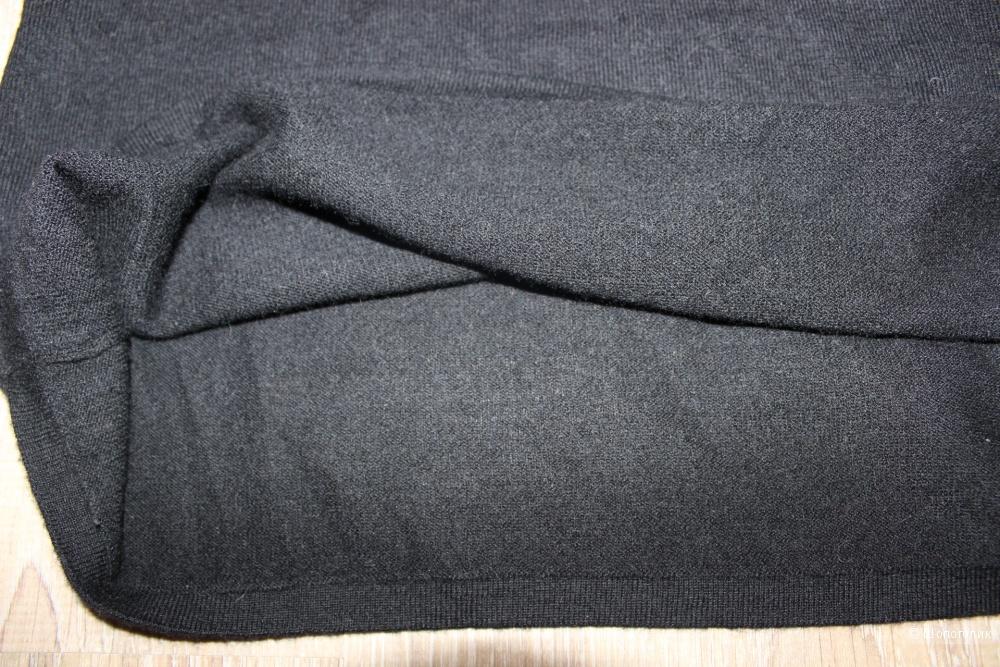 Кашемировый топ с коротким рукавом ST.EMILE, размер 44-46