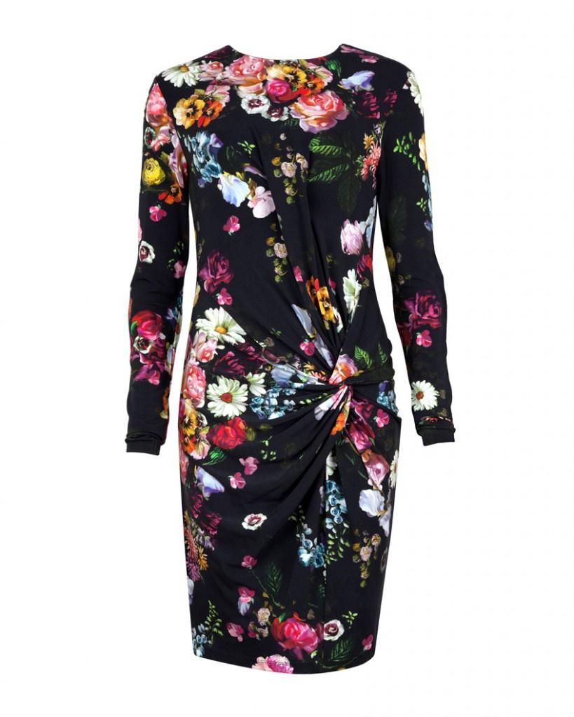 Платье Ted Baker, размер 4 на 48-50.