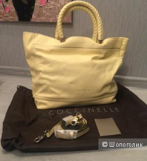 Новая сумка бренд Coccinelle оригинал с бирками и этикетками, Италия