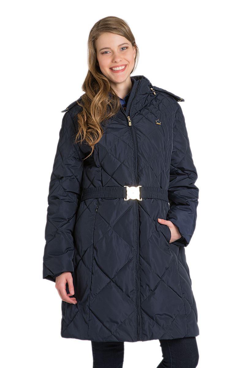 Женское пальто пуховик 46-48 U.S POLO США