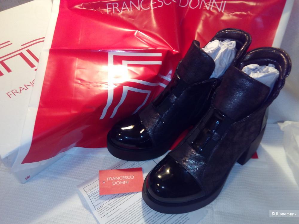 Ботинки Francesco. Donni,р.39