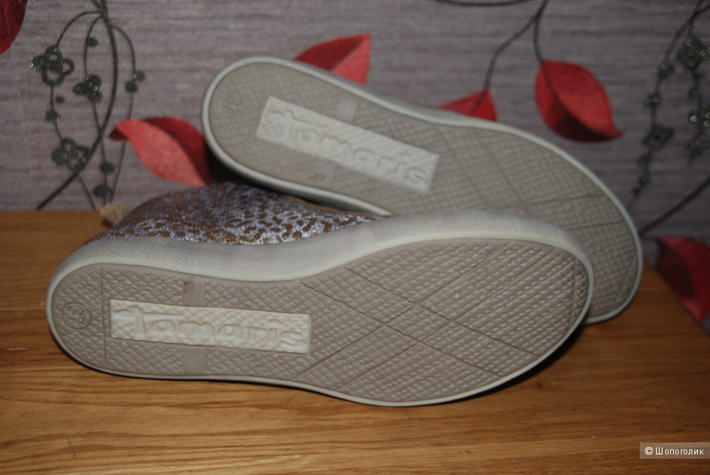 Кроссовки Tamaris 37 размер