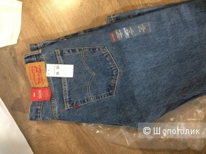505™ REGULAR FIT JEANS W36/L30