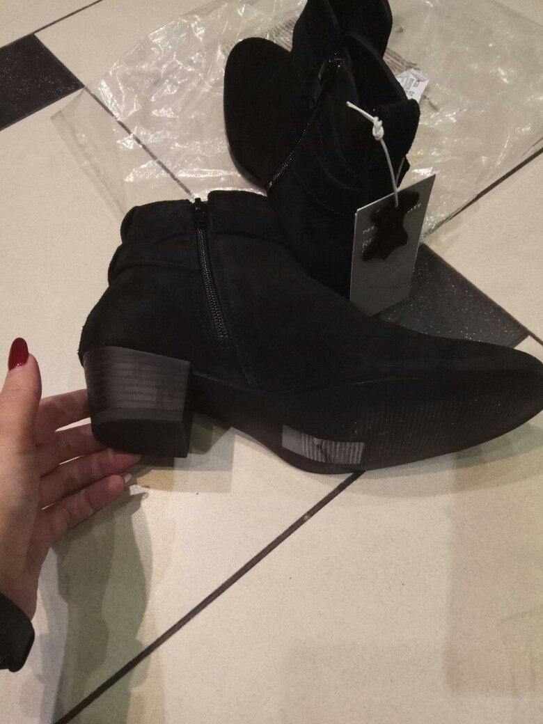 Новые ботинки НМ, 38 рр
