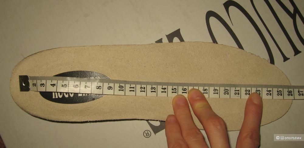 Сапоги демисезонные RUCO LINE 39 размер