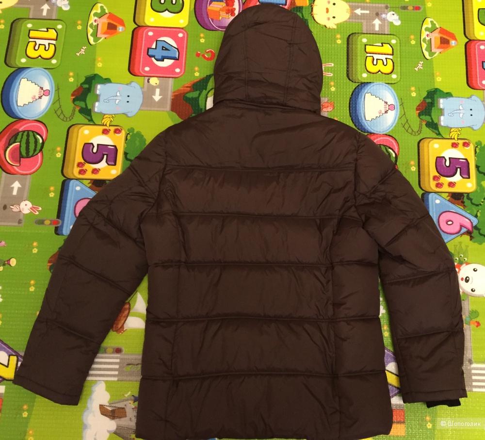 Новая зимняя мужская куртка DSG DONG (Фабричный Китай) размер 50