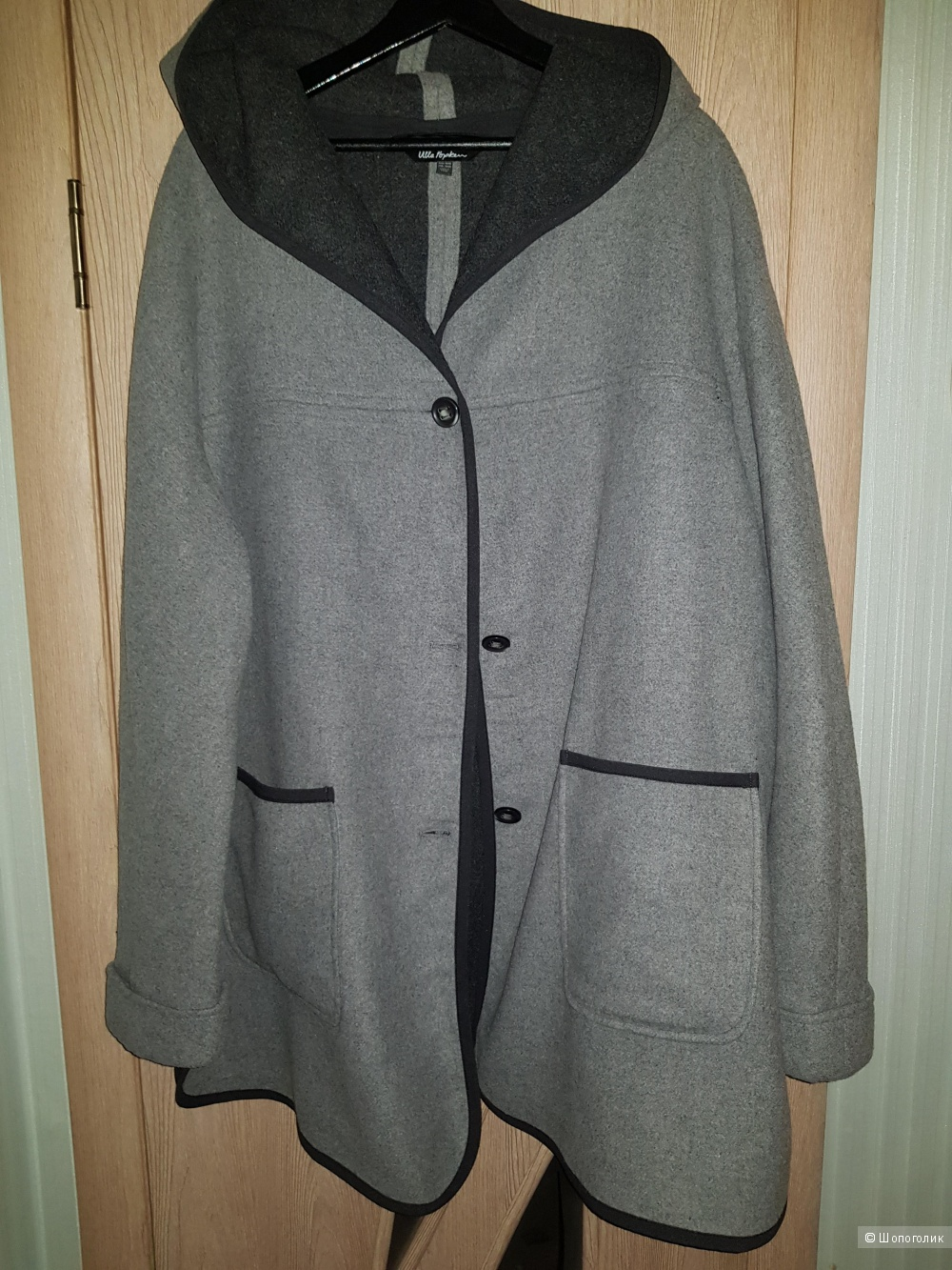 Новое пальто Ulla Popken 62 размер