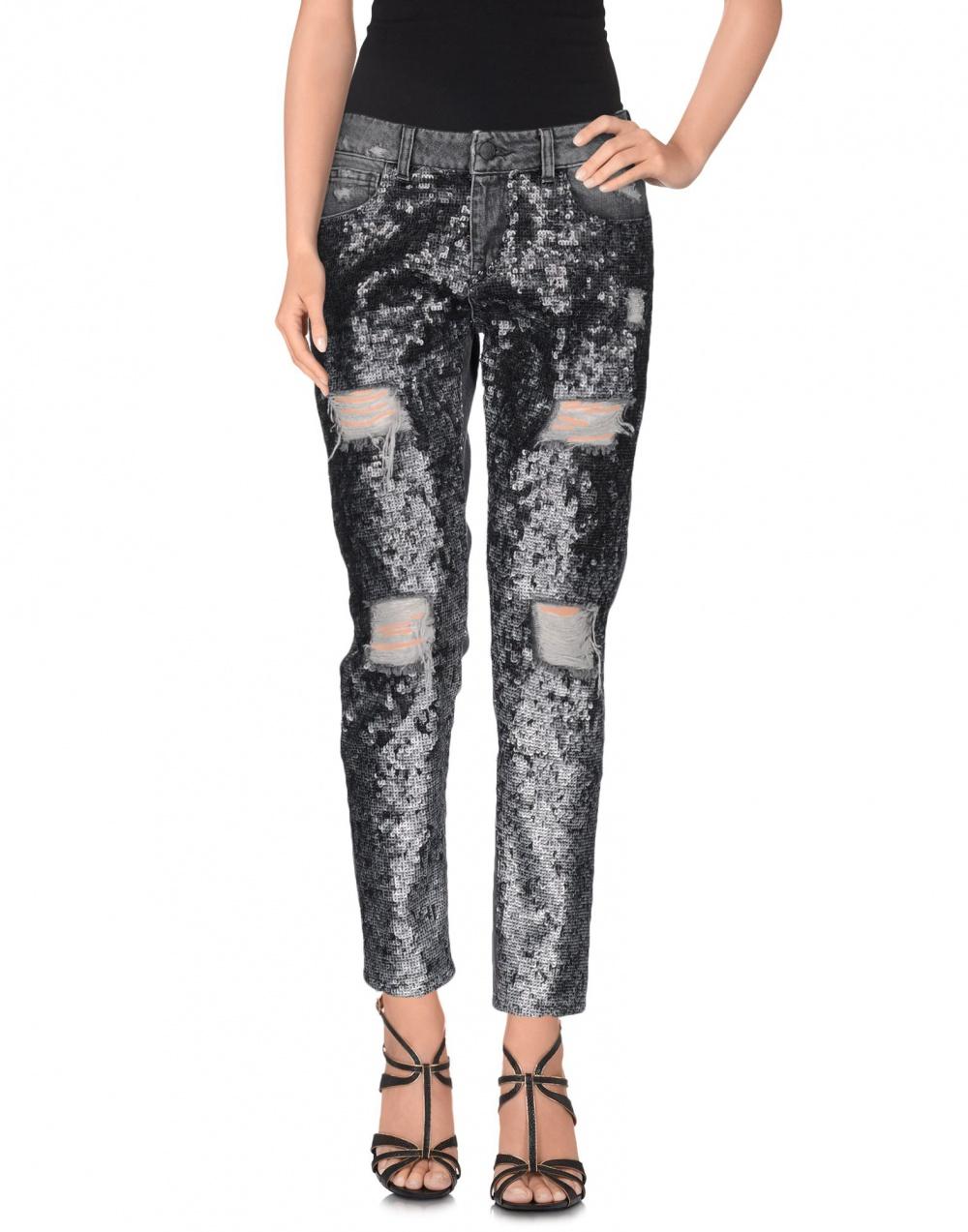 Джинсовые брюки UP•JEANS/ р-р: 32