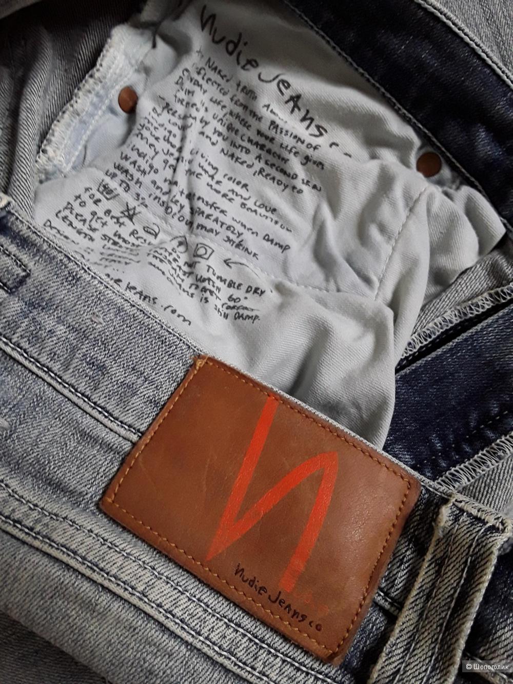 Джинсы Nudie jeans co размер 31/34