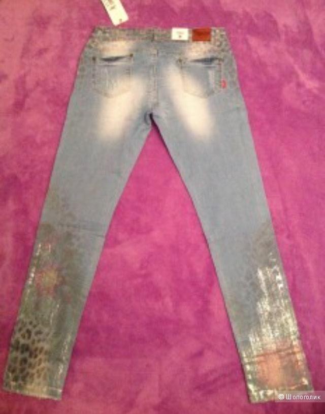 Новые джинсы Raw M