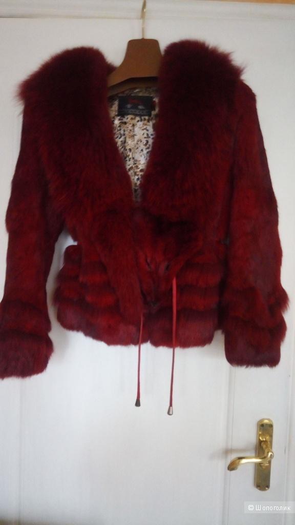 Меховая куртка размер 44-46 росс.