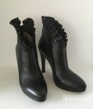 Демисезонные ботинки GODE, Италия, б\у, размер 38
