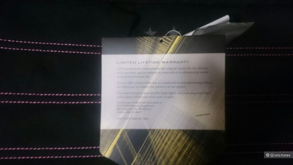 Сумка для ноута Grip by High Sierra Payback Messenger Bag - Punk Plaid/Black