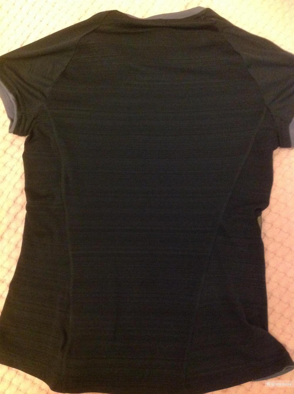 Жен. футболка, ADIDAS, разм. S-M