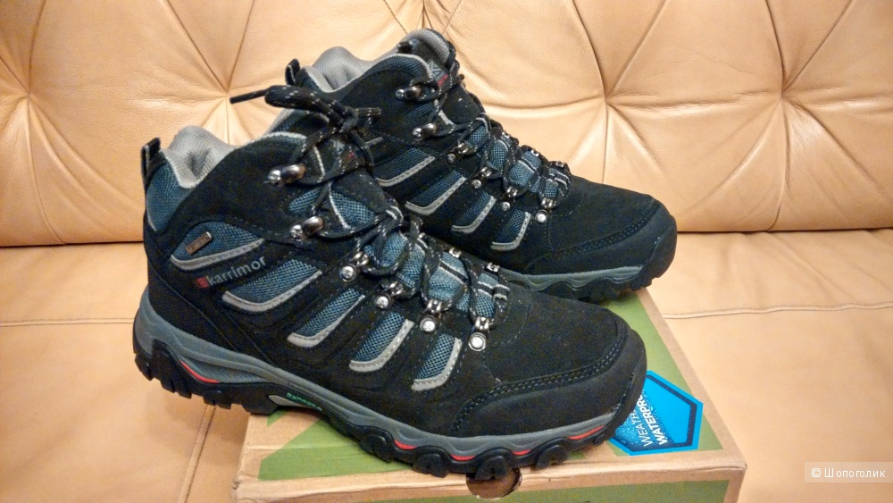 Karrimor Mount Mid Mens Walking Boots, размер EUR 42,5.